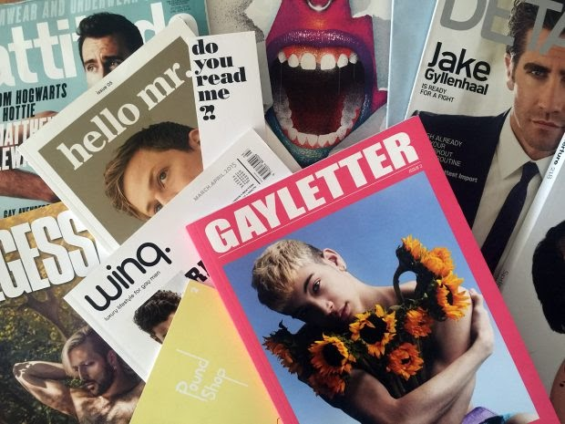 Top 10 Most Popular Gay Magazines